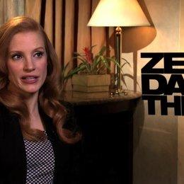 Jessica Chastain über die Geheimhaltung des Projekts - OV-Interview Poster