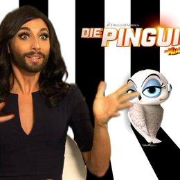 Conchita Wurst - Eva - über den Reiz des Synchrosnsprechens - Interview Poster