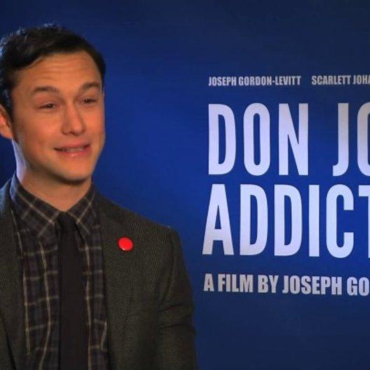 Joseph Gordon-Levitt über die für Scarlett Johansson ungewöhnliche Rolle - OV-Interview Poster