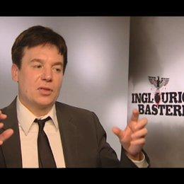 Mike Myers über die Zusammenarbeit mit Tarantino - OV-Interview Poster