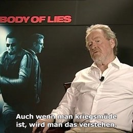 Interview mit Ridley Scott Poster