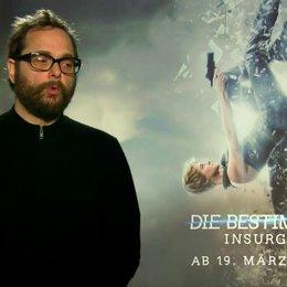 Robert Schwentke - Regisseur - über seine Crew und die Zusammenarbeit mit Florian Ballhaus - Interview Poster