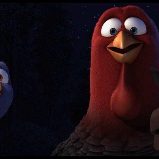 Free Birds - Trailer Poster