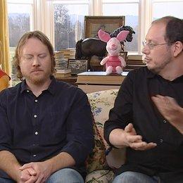 Stephen Anderson und Don Hall (Regie) über Burny Mattinson - OV-Interview Poster