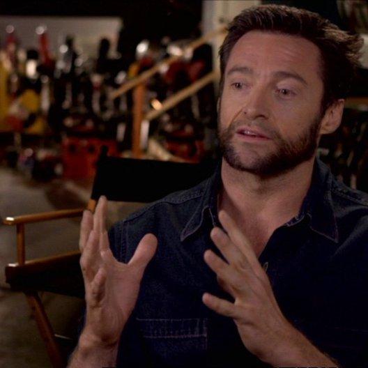 Logan über die Alleinstellung des Films - OV-Interview Poster