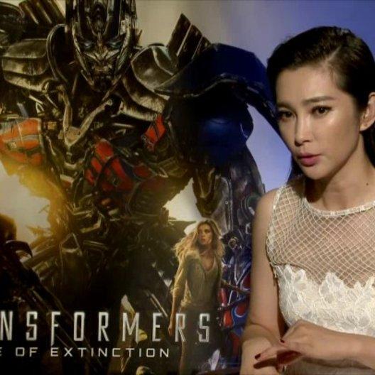 Li Bingbing - Su Yueming - darüber wie der Film in China ankommen wird - OV-Interview Poster
