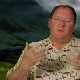 John Lasseter - Executive Producer - Was ihn an dem Projekt gereizt hat - OV-Interview Poster