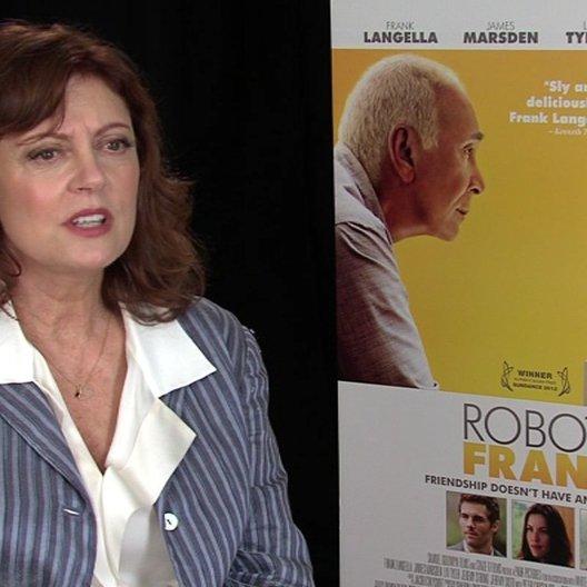 Susan Sarandon - Jennifer - über die Stimmung am Set - OV-Interview Poster