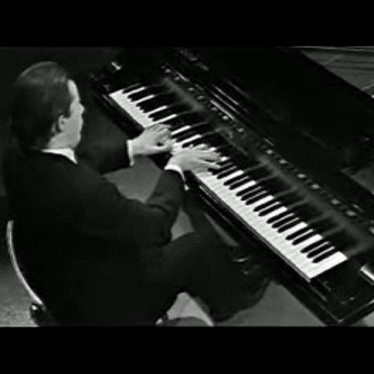 Glenn Gould - Hereafter - OV-Trailer Poster