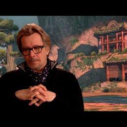 Gary Oldman (Originalstimme Lord Shen) über den Film - OV-Interview Poster