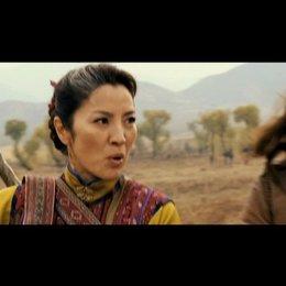 Die Mumie: Das Grabmal des Drachenkaisers - Trailer 2 Poster
