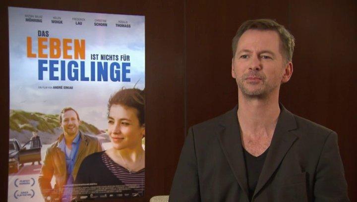 Andre Erkau über die Entstehungsgeschichte des Films - Interview Poster