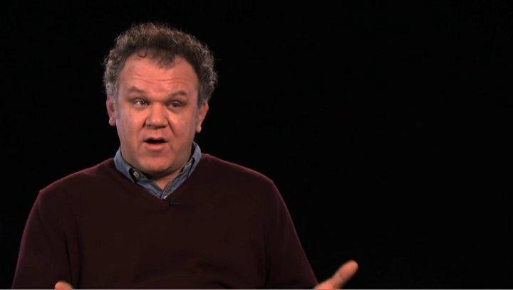 John C Reilly über die Handlung des Films - OV-Interview Poster