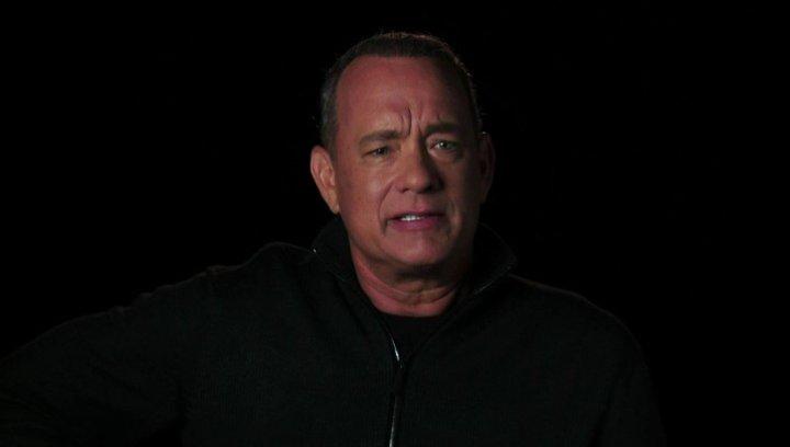 Tom Hanks - Captain Phillips - über das erste Treffen mit den Piraten - OV-Interview Poster