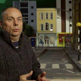 Mark Burton - Regisseur - über den Unterschied zwischen Stop-Motion und CGI - OV-Interview Poster