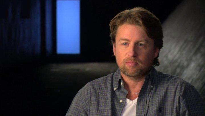 Mikael Hafstroem über seine Beteiligung am Filmprojekt - OV-Interview Poster