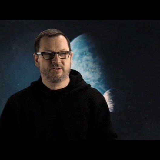 Lars von Trier über das typisch melancholische Verhalten von Justine - OV-Interview Poster