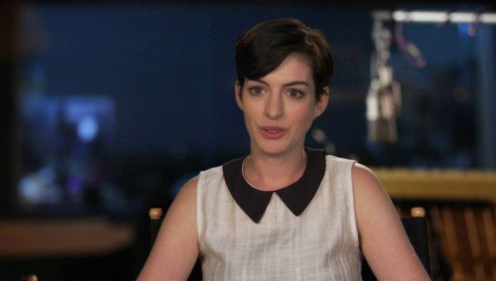 Anne Hathaway - Jewel - darüber, ein Teil von Blue Skys Geschichte zu sein - OV-Interview Poster