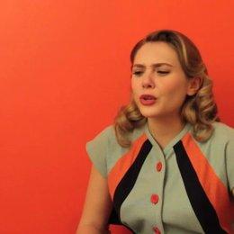 Elisabeth Olsen über Edie Parker und Jack Kerouac - OV-Interview Poster