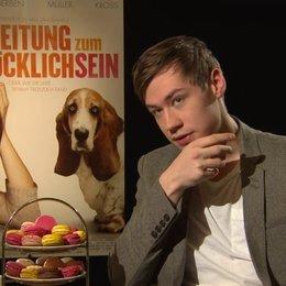 David Kross - Benno - über die Rolle des Benno - Interview Poster