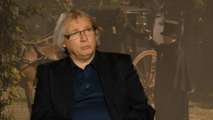 Danny Krausz - Produzent - über die Entstehung des Films - Interview Poster