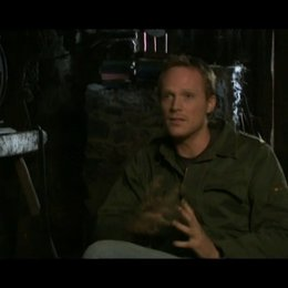 Paul Bettany (Dustfinger) - OV-Interview Poster