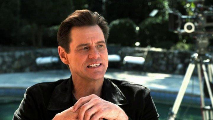 Jim Carrey über seine Entscheidung eine Fortsetzung zu machen - OV-Interview Poster