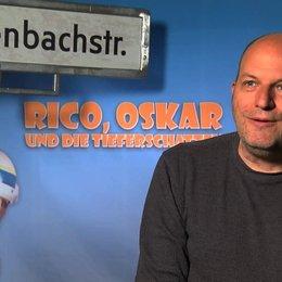 Andreas Steinhöfel über das Gefühl seine Hauptfiguren das erste Mal zu sehen - Interview Poster