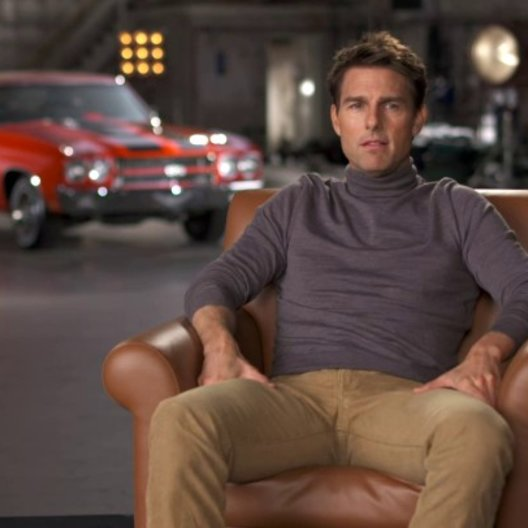 Tom Cruise - Jack Reacher über Jack Reachers Charakter - OV-Interview Poster