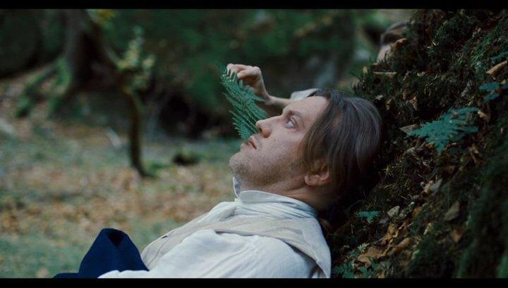 Eleonore und Wallerschenk treffen sich im Wald - Szene Poster