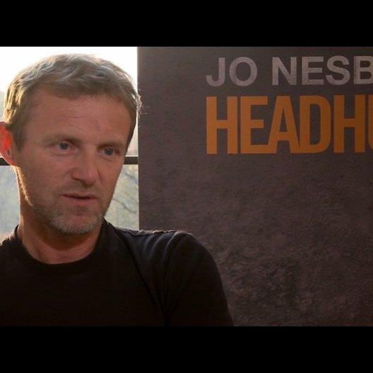 Jo Nesbo über Der Unterschied ein Buch zu schreiben - OV-Interview Poster