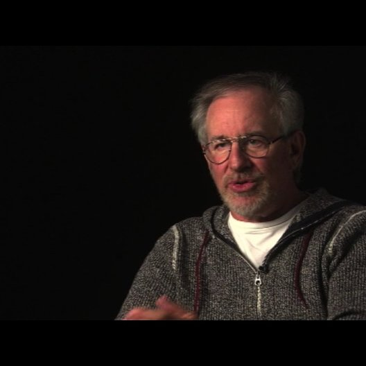 Steven Spielberg über die Figuren Tim und Kapitän Haddock - OV-Interview Poster