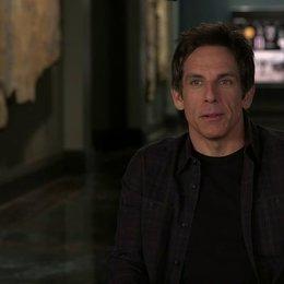 Ben Stiller über seine Erfahrungen im Verlauf der drei Filme - OV-Interview Poster