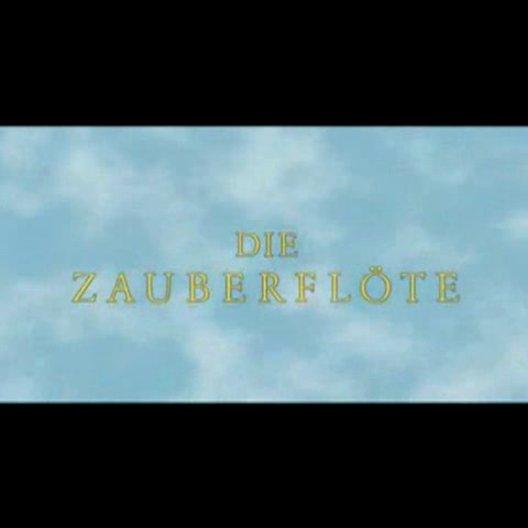 Kenneth Branagh - Die Zauberflöte - Trailer Poster