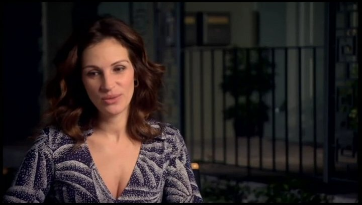 Interview mit Julia Roberts (Teil 2) - OV-Interview Poster