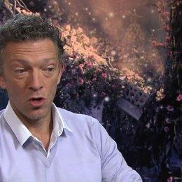 Vincent Cassel - Prinz und Biest - über die Inszenierung von 'Die Schöne und das Biest' - OV-Interview Poster