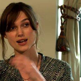 Keira Knightley - Gretta - darüber, warum sie an dem Film beteiligt sein wollte - OV-Interview Poster