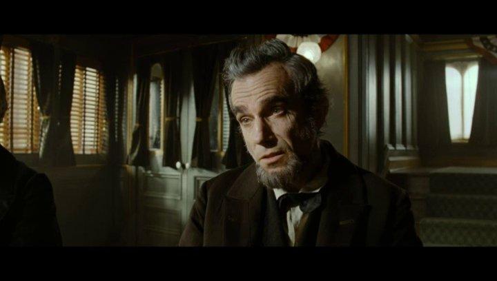 Lincoln - Trailer Poster