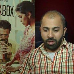 Ritesh Batra (Regie) über die Bedeutung des Essens im Film und für ihn persönlich - OV-Interview Poster