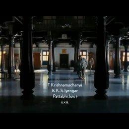Der atmende Gott - Eine Reise zum Ursprung des modernen Yoga - Trailer Poster
