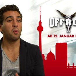 ELYAS MBAREK - Salim - über die Atmosphäre des Films - Interview Poster