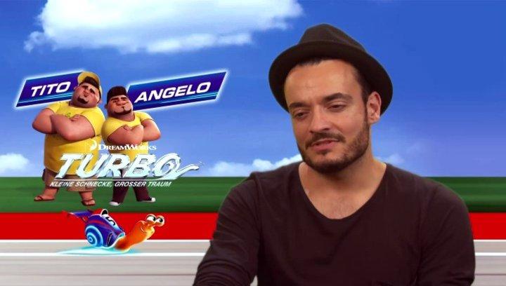 Giovanni Zarella - Tito - über Tito und Angelo - Interview Poster