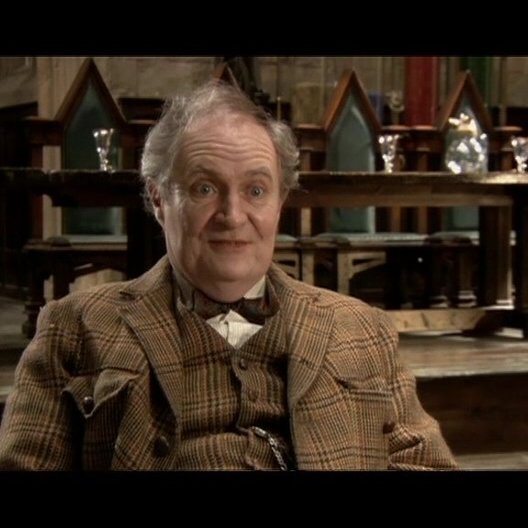 Jim Broadbent - Professor Horace Slughorn - OV-Interview Poster