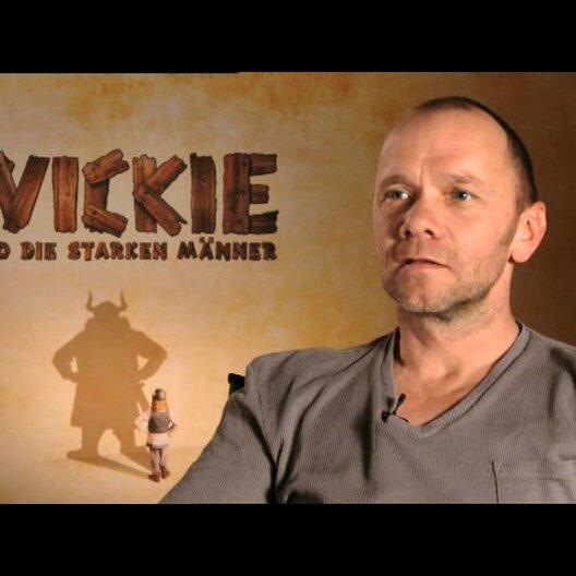 """Christian A. Koch (""""Snorre"""") über seine Eindrücke vom Dreh - Interview Poster"""