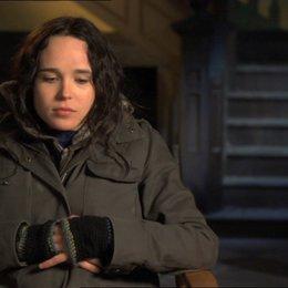 Ellen Page - Izzy - über einen Film, der jede Menge Fragen aufwirft - OV-Interview Poster
