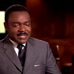 David Oyelowo - Martin Luther King - über Regisseurin Ava Duverney - OV-Interview Poster