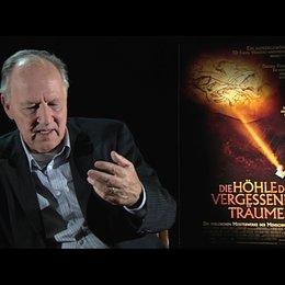Werner Herzog über die Musik im Film - Interview Poster