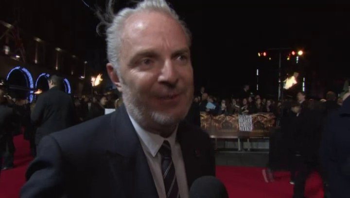 Francis Lawrence - Regisseur - London Premiere - Sonstiges Poster
