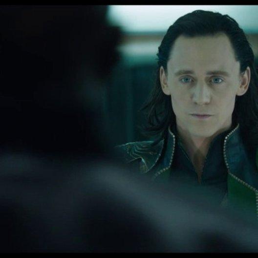 Loki ist gefangen - Szene Poster