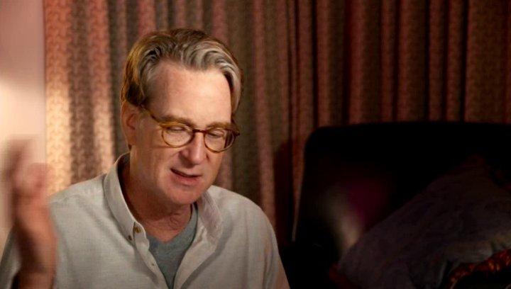 David Koepp - Regie - über die gute Stimmung am Set - OV-Interview Poster